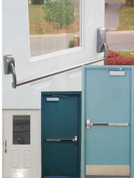 Steelcraftu0027s L B LS and CE doors meet this specification. Steelcraft standard doors are manufactured from cold-rolled steel or A60 hot-dipped galvanized ... & Hollow Metal Doors