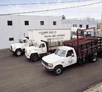 ... you can rely on Columbus\u0027 fleet of commercial drivers and trucks to deliver your door products when you need them to anywhere you need them -- on a ... & Columbus Door Co. - Commercial Wood and Metal Doors Frames and ...